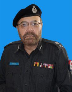 Mr. Nasim-uz-Zaman, PSP